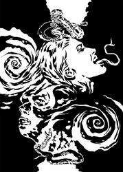 Return Of The Snakegirl by DiegoTripodi