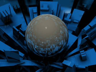 Inverted Dome's Ball