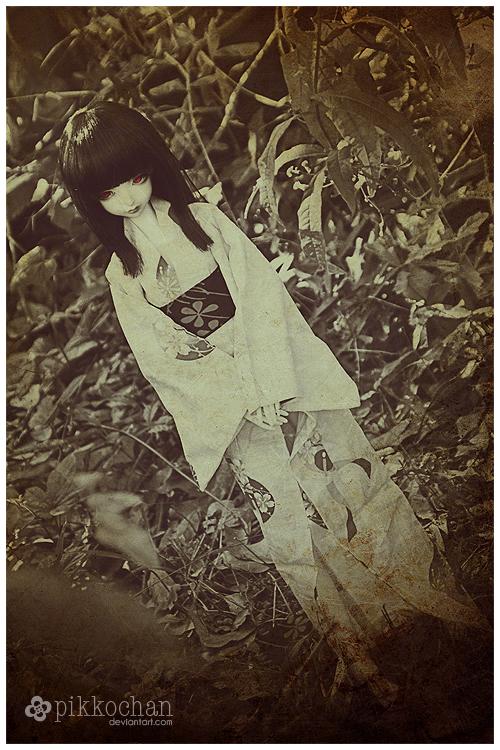Hell Girl II by Pikkochan