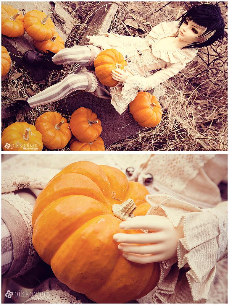 Pumpkin Prince by Pikkochan