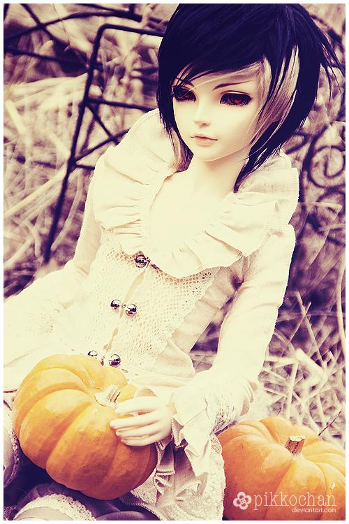 Pumpkin Prince II by Pikkochan