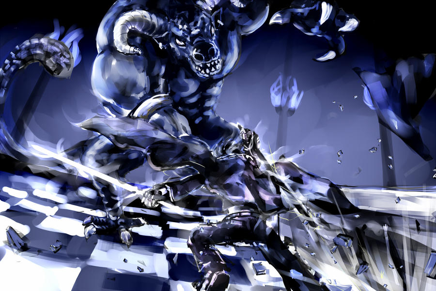 SAO Kirito Boss Solo By Golemsuzuki
