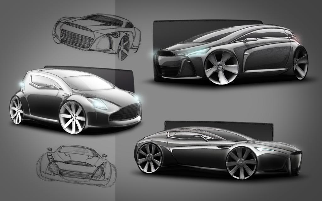 Aston Martin Design Sketch By Spoon334 On Deviantart
