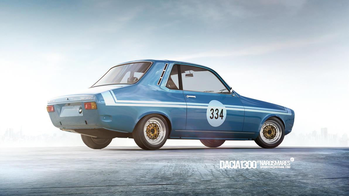 Dacia1300 (2015)_rear by spoon334
