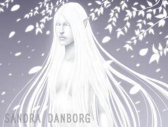 The Memory Lane: Ave'nai, the Goddess of Light by Sanborg