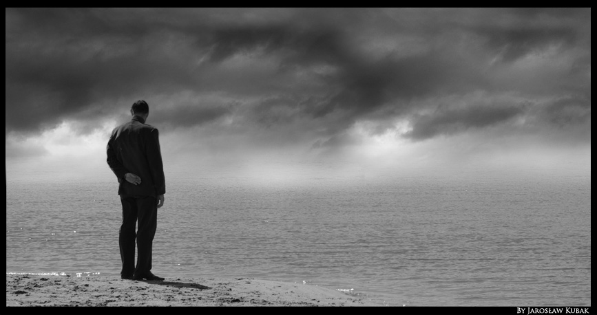 nothingness... by Nightc0m