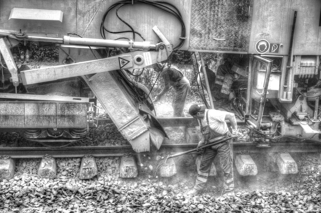 Rail Lifting by woisvogi