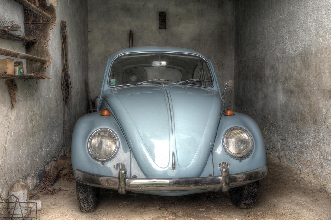 VW Kaefer by woisvogi