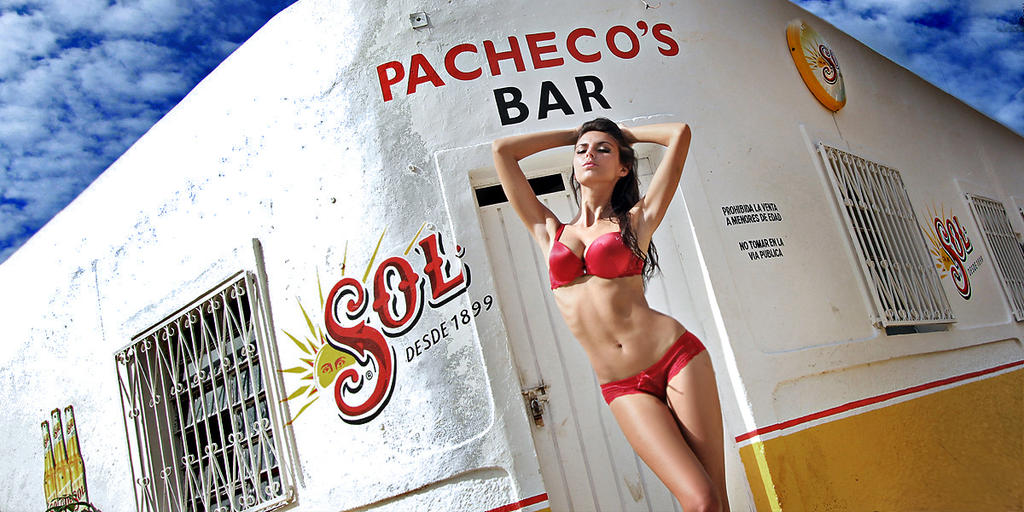 Pacheco's Bar by abclic