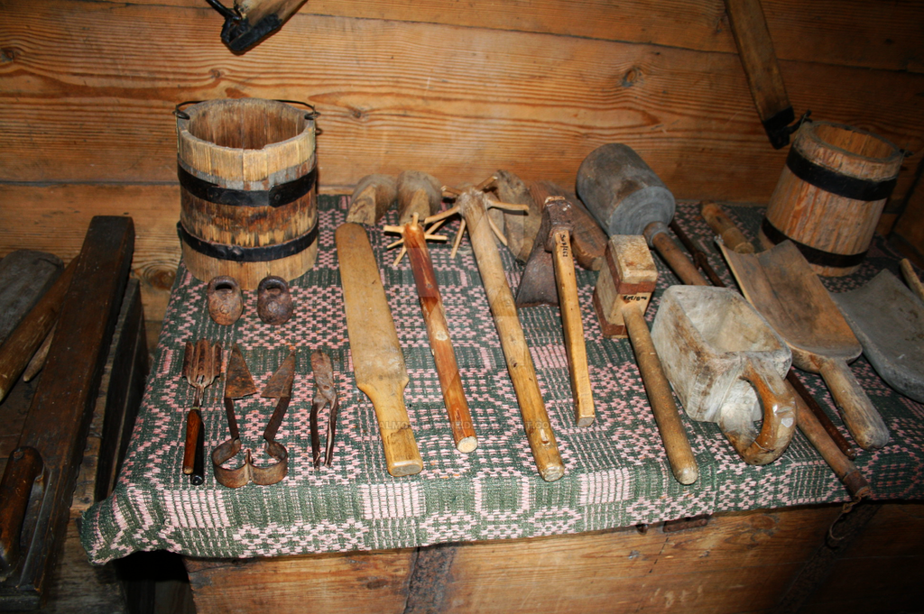 Tools from the past by AlmostInsane