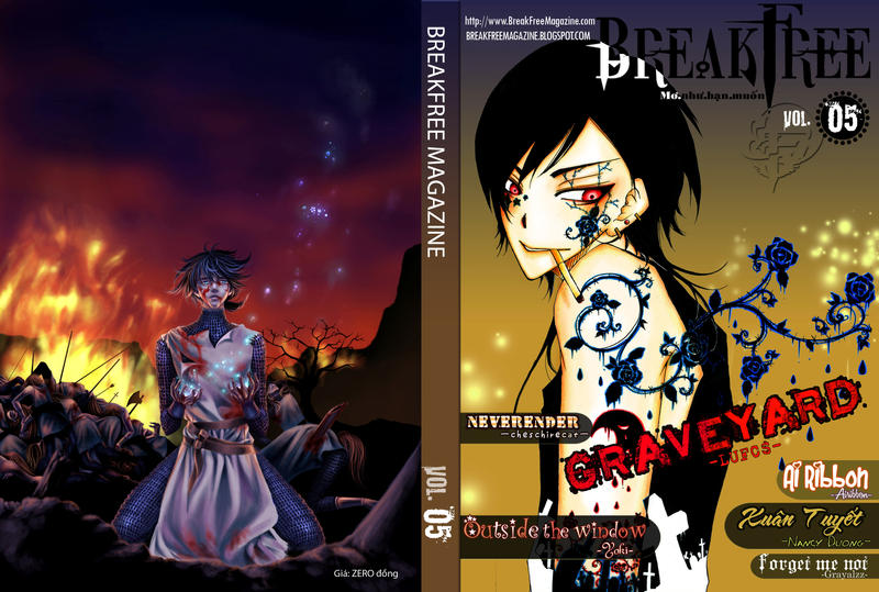 BreakFree Vol5 Coverpage by GreatUFO