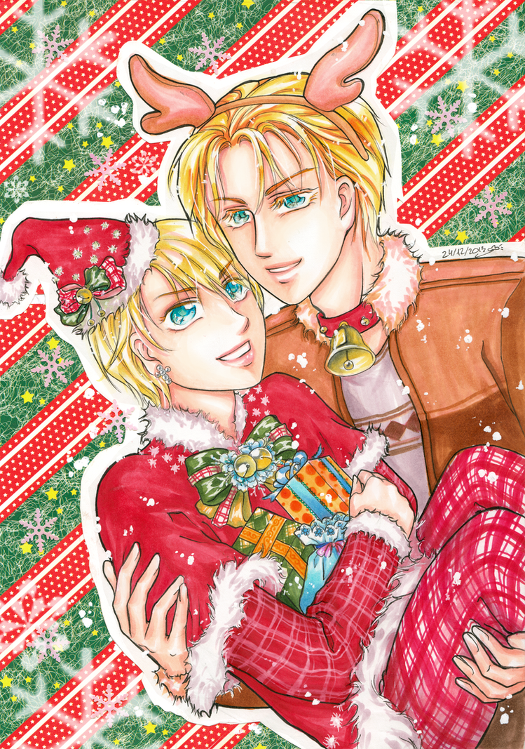 Merry Chistmas 2013 by GreatUFO