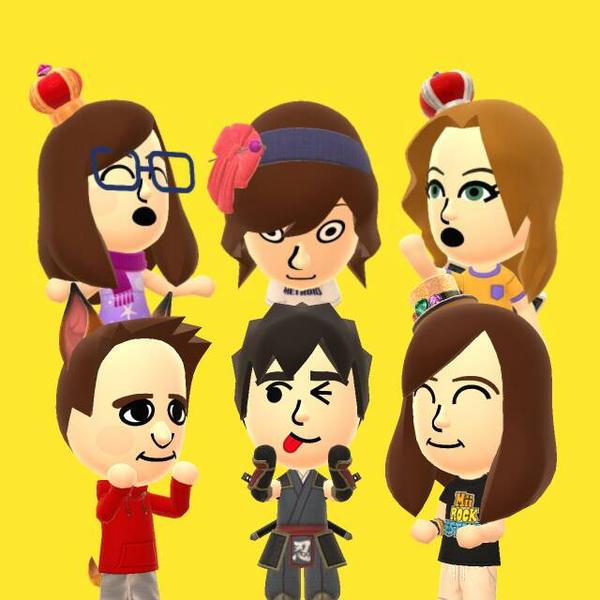 Best Friends!!! by TomodachiSmash