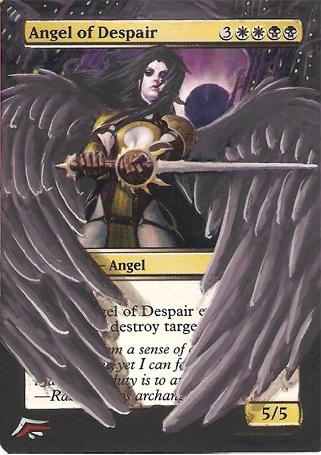 Angel of Despair by BlackWingStudio on DeviantArt