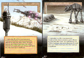 More Star Wars Duals! by BlackWingStudio