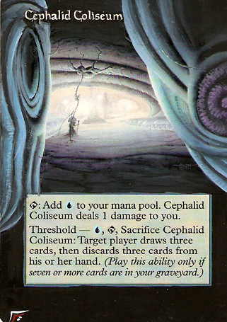 Cephalid Coliseum by BlackWingStudio