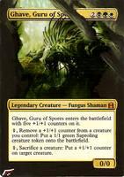 Ghave, Guru of Spores by BlackWingStudio