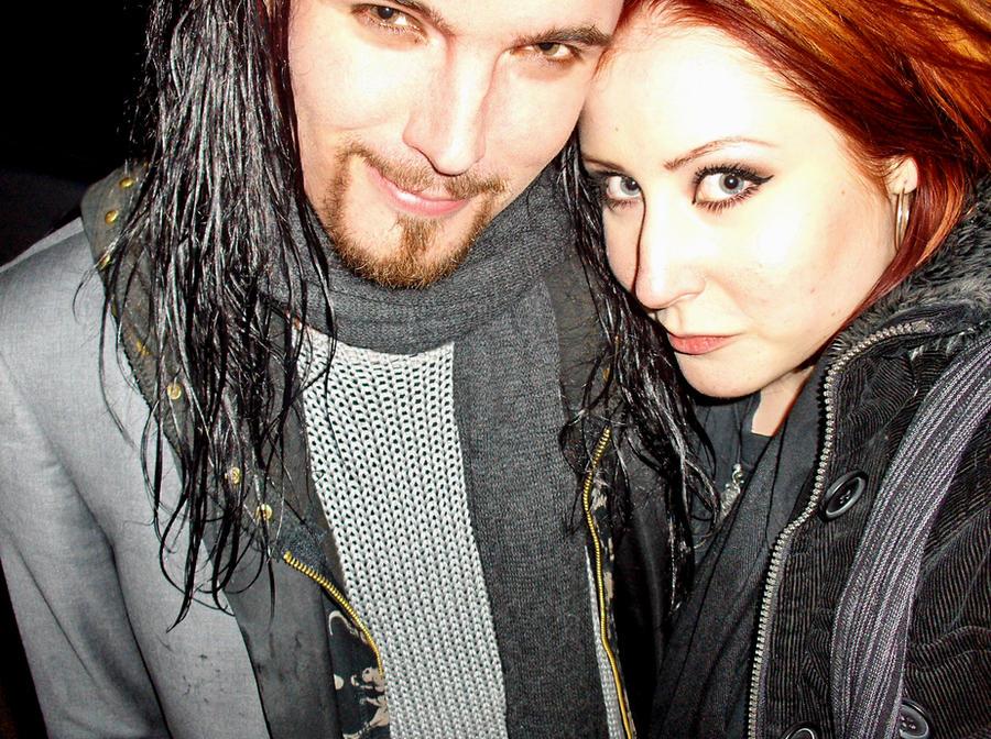 Me and Perttu Kivilaakso by Apocalypticaa on DeviantArt
