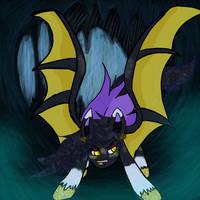 Extra Art: Bat Pony