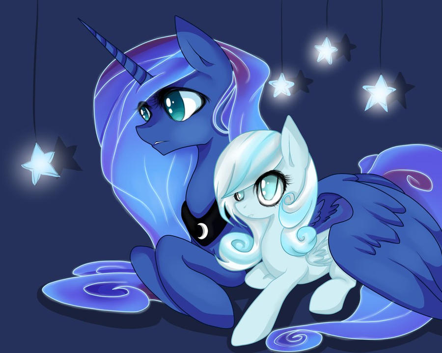 Luna And Snowdrop By PrincessSnowdropSnow by PrincessSnowdropSnow