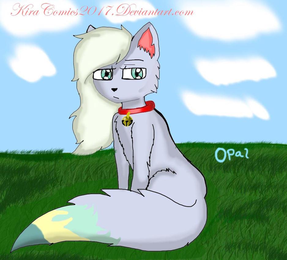 Opal the Cat by KiraComics2017
