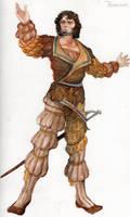 Trinculo-Costume Rendering