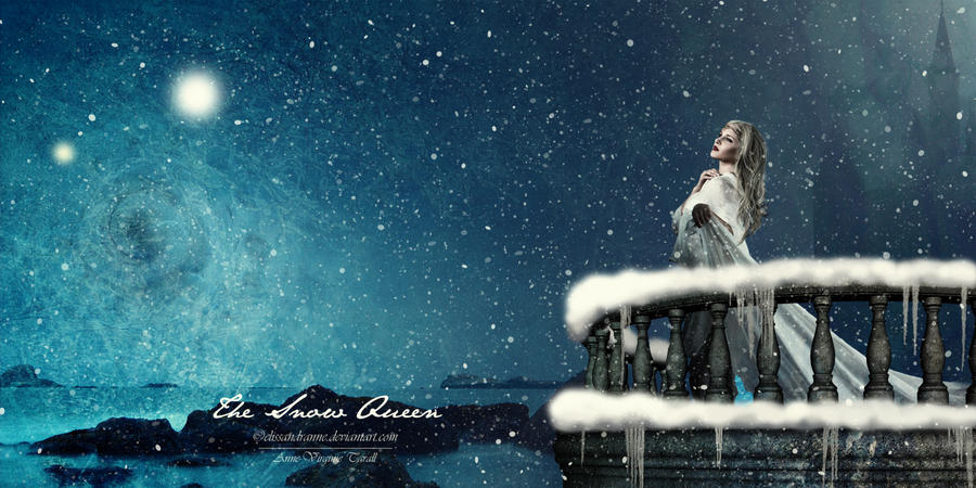 The Snow Queen by ElissandrAnne
