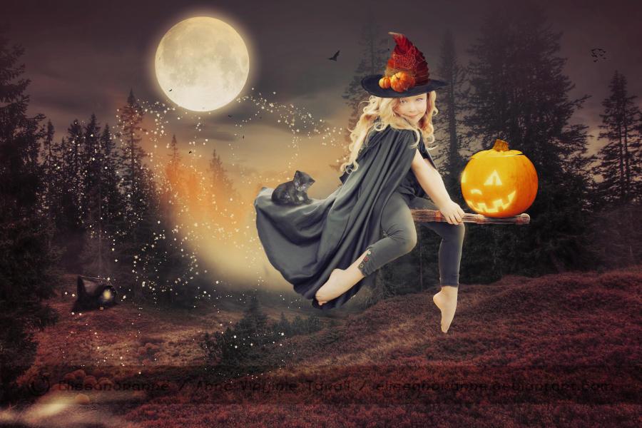 Happy Halloween 2013 by ElissandrAnne
