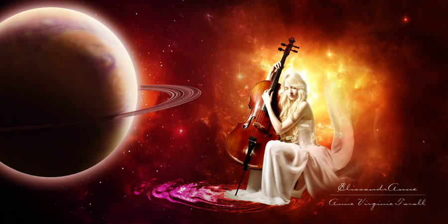 Music of the Stars by ElissandrAnne
