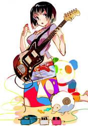 Jazzmaster by Nekomint22310