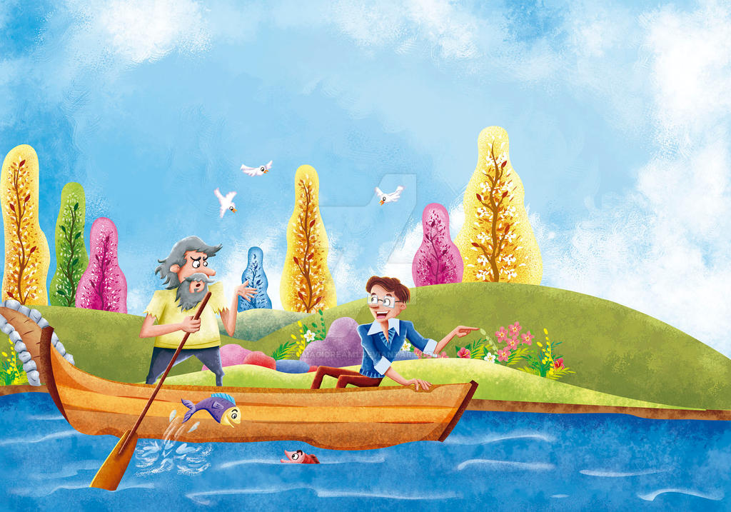 BOOK KIDS by Imagidream1