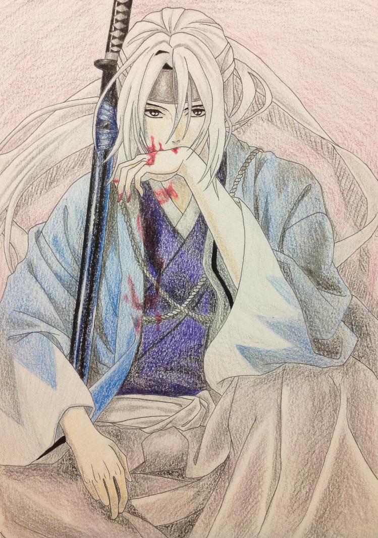 Hijikata Toshizo by Fangirl342