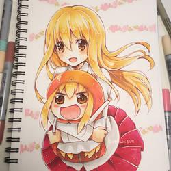 Umaru chan by Fangirl342
