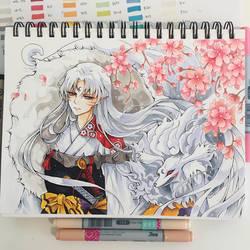 Sesshomaru by Fangirl342