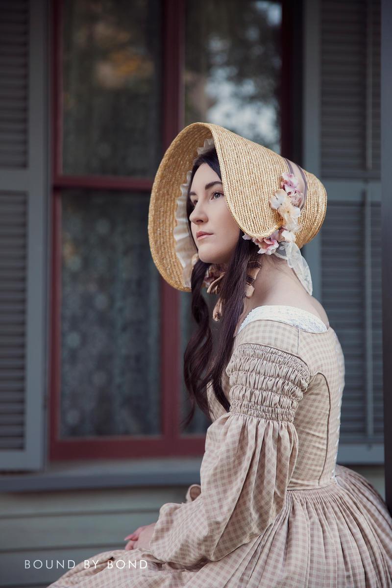 1839 day dress I by BoundbyBond