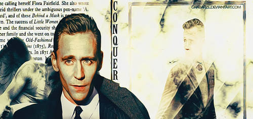 Conquer - Tom Hiddleston blend