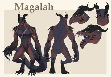 [Profile] Magalah by Noiprocss