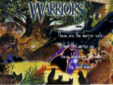Warriors theme XD by Greymoon-Skyshimmer