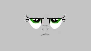 Littlepip Face Wallpaper