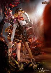 War Machine_Jinx by Kureiyah