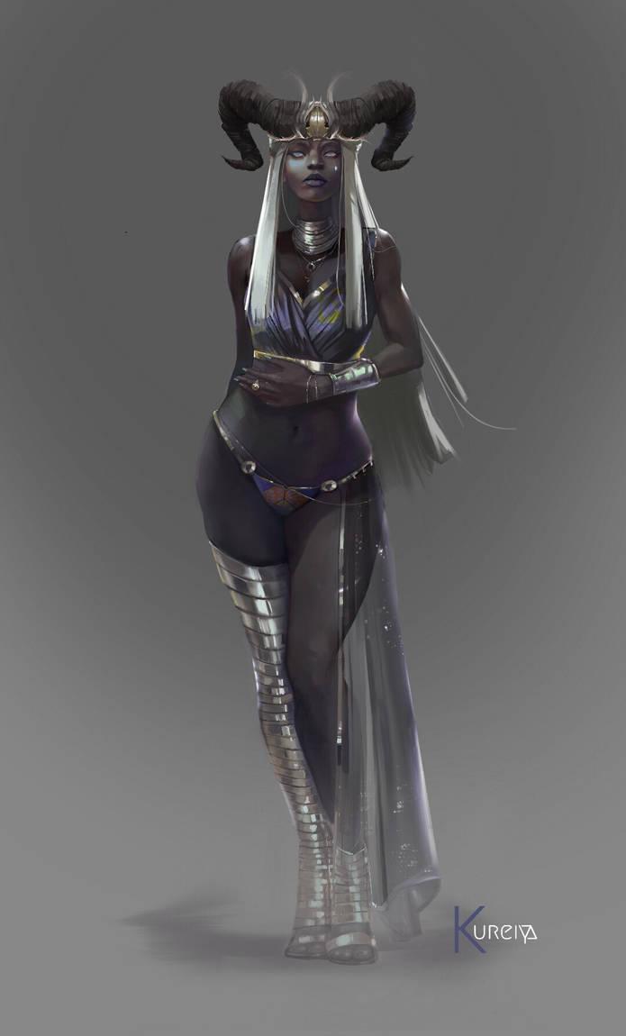 Queen Imani by Kureiyah