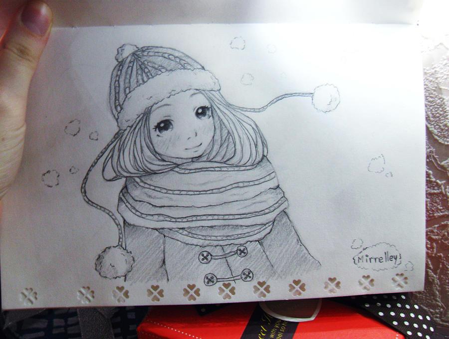 winter by Mirrelley