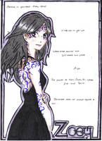 House of Night: Zoey Redbird by moonfern
