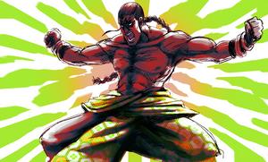 Tekken- Feng Wei
