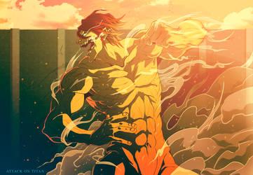ATTACK ON TITAN by Kanta-Kun
