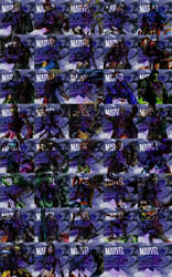 Marvel vs Capcom 3 - Album Art by ZenOfThunder