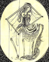 Madame de l'Encadrement by S-doll