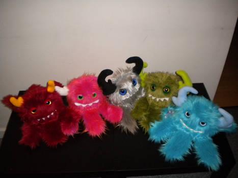 Horned monsters