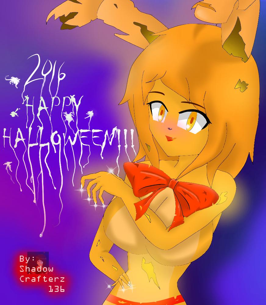 FNIA Jack-O-Bonnie A (Late) FNIA Halloween Special By