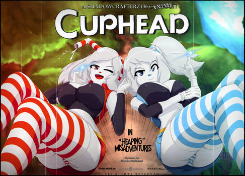 FNIA Cuphead and Muggal in: Heaping Misadventures